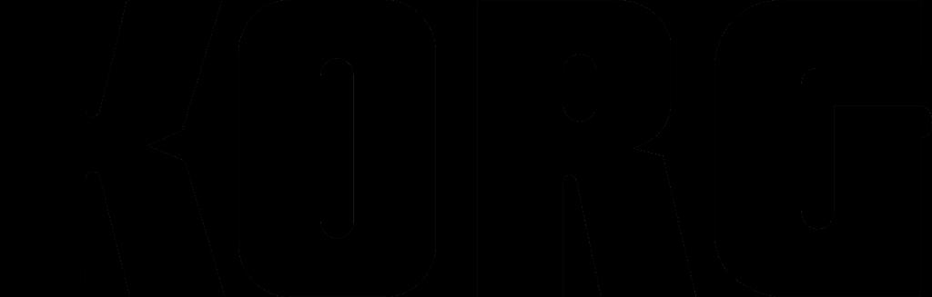 Korg Logo Sponsor