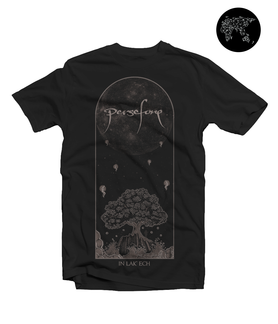Persefone - InLakEch T-shirt Europe