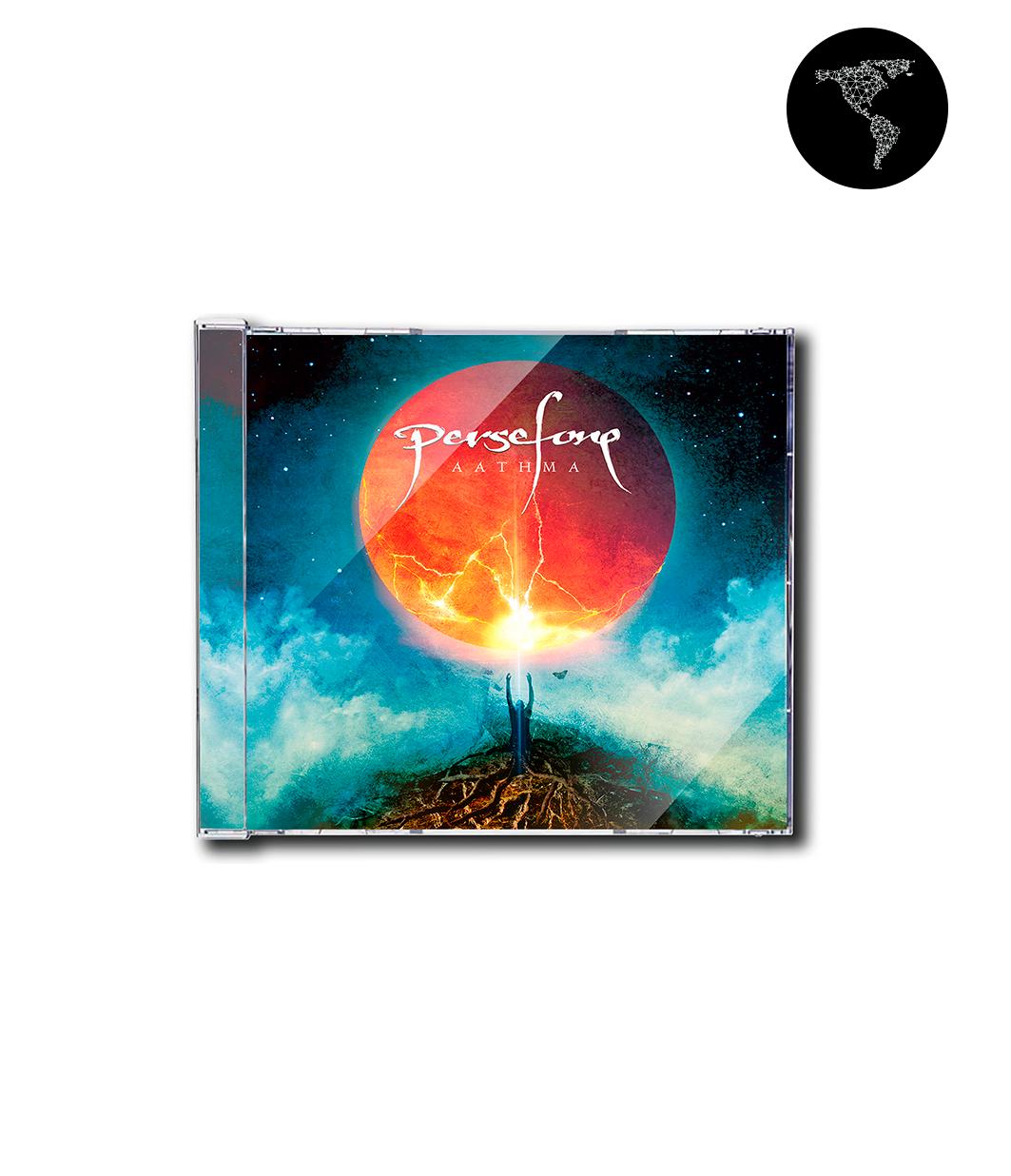 Persefone CD Aathma Music