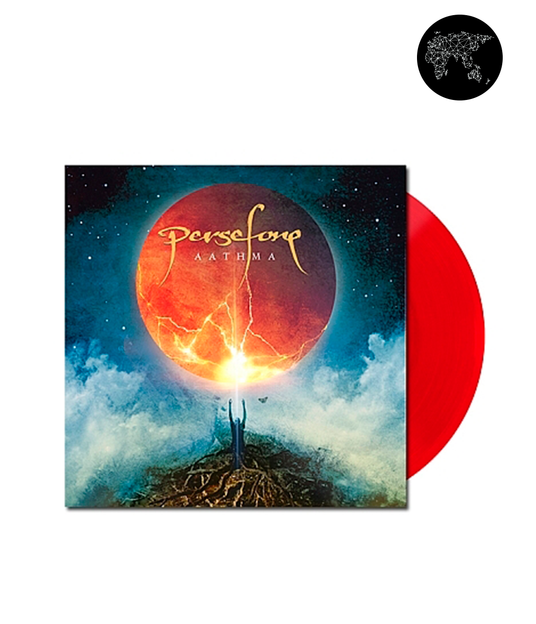 Persefone Red Vynil Aathma Music