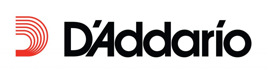 D'Addario Logo Sponsor